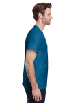 Antique Sapphire Classic Cotton T as seen from the sleeveleft