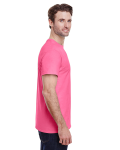 Azalea Classic Cotton T as seen from the sleeveleft