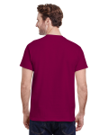 Berry Classic Cotton T as seen from the back