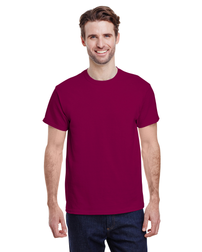 Berry Classic Cotton T as seen from the front