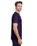 Blackberry Classic Cotton T as seen from the sleeveleft