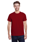 Garnet Classic Cotton T as seen from the front