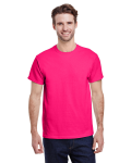 Heliconia Classic Cotton T as seen from the front