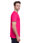 Heliconia Classic Cotton T as seen from the sleeveleft