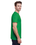 Irish Green Classic Cotton T as seen from the sleeveleft