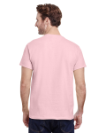 Light Pink Classic Cotton T as seen from the back