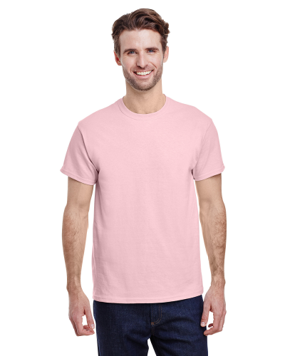 Light Pink Classic Cotton T as seen from the front