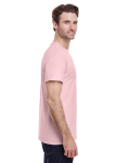 Light Pink Classic Cotton T as seen from the sleeveleft