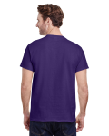 Lilac Classic Cotton T as seen from the back