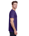Lilac Classic Cotton T as seen from the sleeveleft