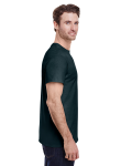 Midnight Classic Cotton T as seen from the sleeveleft