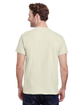 Natural Classic Cotton T as seen from the back