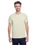 Natural Classic Cotton T as seen from the front