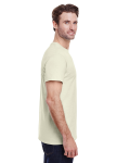 Natural Classic Cotton T as seen from the sleeveleft