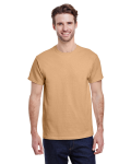 Old Gold Classic Cotton T as seen from the front