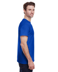 Royal Classic Cotton T as seen from the sleeveleft