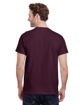 Russet Classic Cotton T as seen from the back