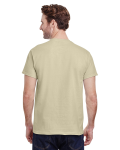 Sand Classic Cotton T as seen from the back