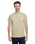 Sand Classic Cotton T as seen from the front