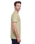 Sand Classic Cotton T as seen from the sleeveleft