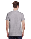 Sport Grey Classic Cotton T as seen from the back
