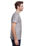 Sport Grey Classic Cotton T as seen from the sleeveleft