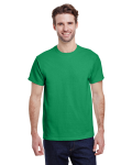 Turf Green Classic Cotton T as seen from the front