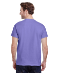 Violet Classic Cotton T as seen from the back