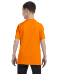 Tennessee Orange Classic Cotton  Youth T as seen from the back