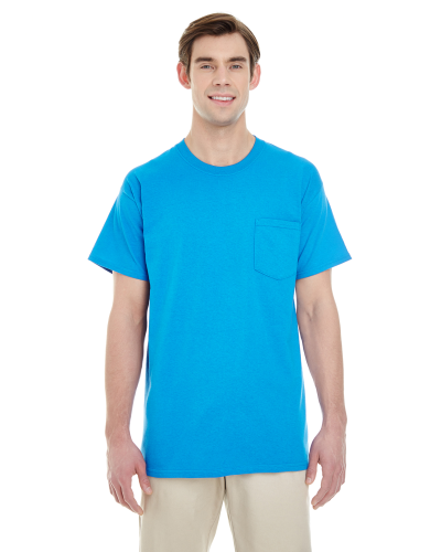 Classic Cotton  Pocket T