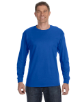 Royal Classic Cotton Long-Sleeve T as seen from the front