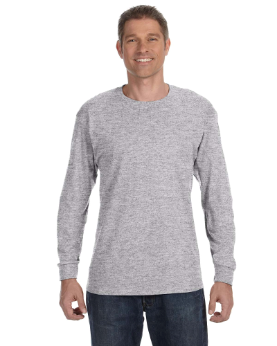 Classic Cotton Long-Sleeve T