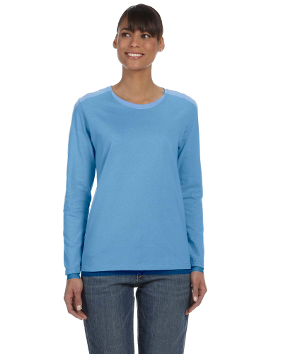 Heavy Cotton™ Ladies' 5.3 oz. Missy Fit Long-Sleeve T-Shirt