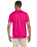 Antique Heliconia SoftStyle T as seen from the back