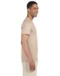 Sand SoftStyle T as seen from the sleeveleft
