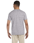 Sport Grey SoftStyle T as seen from the back