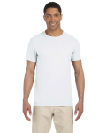 White SoftStyle T as seen from the front