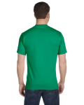 Kelly Green Classic 50/50 Blend as seen from the back