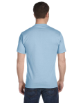 Light Blue Classic 50/50 Blend as seen from the back