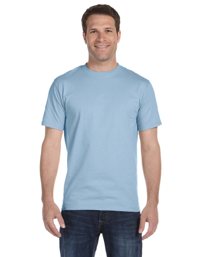 Light Blue Classic 50/50 Blend as seen from the front