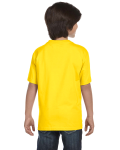 Daisy Youth DryBlend 5.6 oz., 50/50 T-Shirt as seen from the back