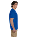 Royal DryBlend™ 5.6 oz., 50/50 Pocket T-Shirt as seen from the sleeveleft