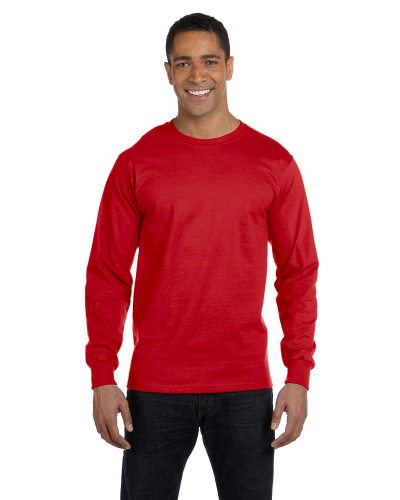 DryBlend 5.6 oz., 50/50 Long-Sleeve T-Shirt