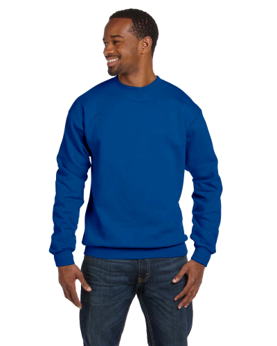 Royal Premium Cotton 9 oz. Ringspun Crew as seen from the front