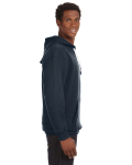 Navy Sport Lace Hood as seen from the sleeveleft