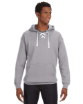 Oxford Sport Lace Hood as seen from the front