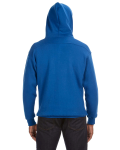 Royal Sport Lace Hood as seen from the back