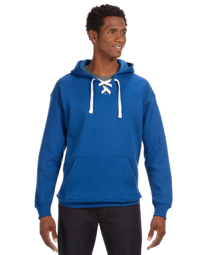 Royal Sport Lace Hood as seen from the front