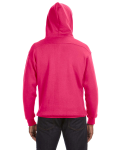 Wildberry Sport Lace Hood as seen from the back