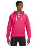Wildberry Sport Lace Hood as seen from the front